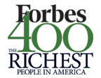 A new analysis by the Tax Foundation finds that entrepreneurial skill - not inherited money - is the driver of  wealth creation on the Forbes 400 list of America's richest people.  Entrepreneurs comprised 69% of the list in 2011, compared to 40% in 1982.