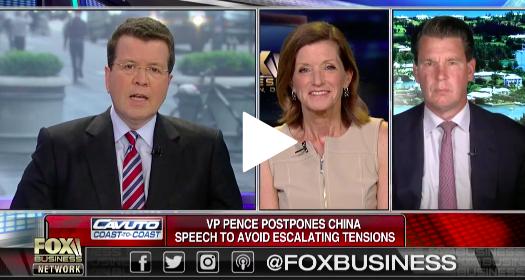 Kerrigan on Fox Business: Factors Driving the Market