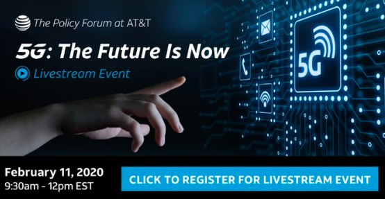 5G: The Future Is Now…. for Entrepreneurs and Small Businesses, February 11 Forum